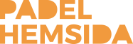 Padelhemsida Logotyp